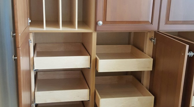 Custom kitchen cabinets in Lake Worth, FL - The Drawer Dude