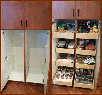 Custom Kitchen Cabinets in Juno Beach