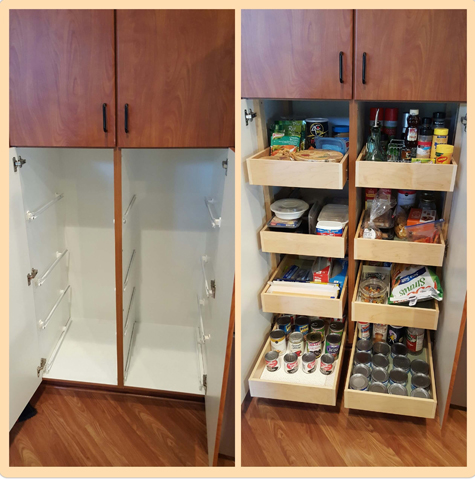 Custom Kitchen Cabinets In Palm Springs Cupboard Converters
