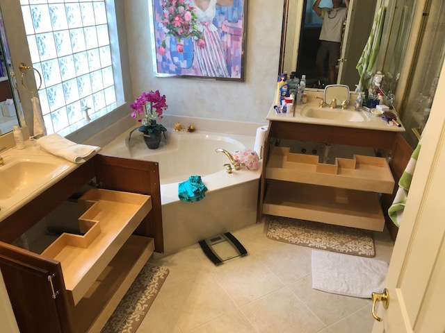 custom pull out drawers | the drawer dude