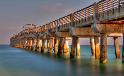 Lake Worth Pier   Lake Worth   Palm Beach County   Service Areas   The Drawer Dude